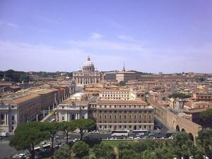 Rome -Castel-Sant'Angelo